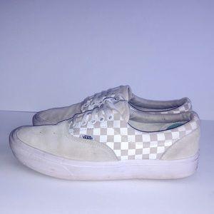 Men Vans Checkered Classic Shoes Size 8.5